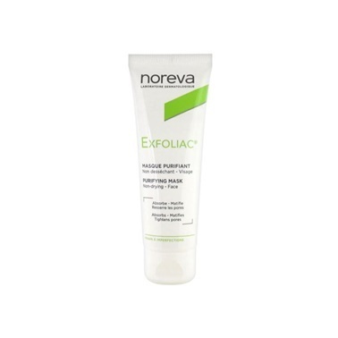 Noreva Exfoliac Deep Cleansing Mask 50ml Renksiz